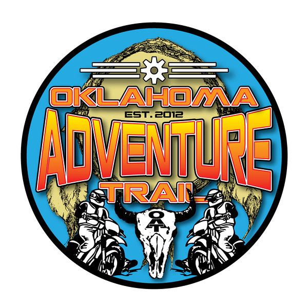 Ed on the oklahoma adventure trail